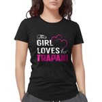 support our troops Women's V-Neck Dark T-Shirt