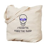 Watch You Sleep Tote Bag