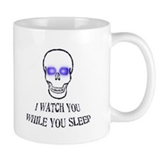 Watch You Sleep Small Mug