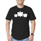 3 Halloween ghosts T