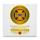 Tennessee SCH Tile Coaster