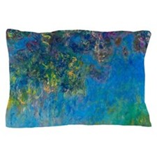 Monet - Wisteria Pillow Case