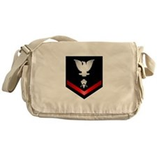 Navy PO3 Builder Messenger Bag