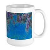 Monet - Wisteria Coffee Mug