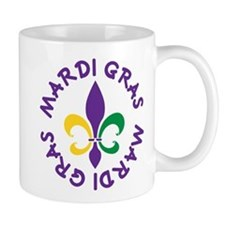 Mardi Gras 2014 (Party) Mug