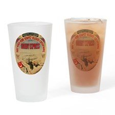 Orient Express Drinking Glass