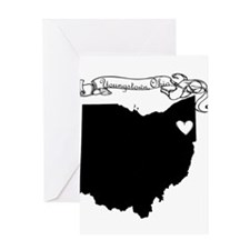 Youngstown Ohio Greeting Card