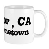 Almanor - hometown Mug