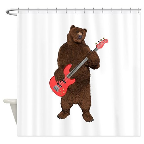 Buy Bear Shower Curtains, Shower Curtains with Bears from Bed Bath