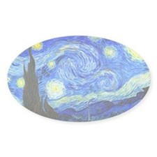 Van Gogh - Starry Night Decal