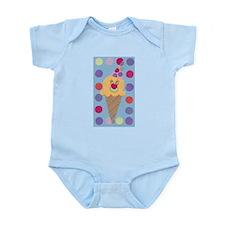 Ice Cream Clown Infant Bodysuit