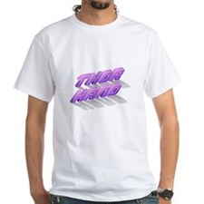 Bat Throne Fitted Shirt