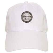 Vintage Ohio Seal Baseball Cap