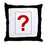 Deal? Throw Pillow