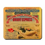 Orient Express Mousepad