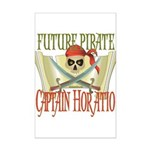 PirateHoratio.png Mini Poster Print