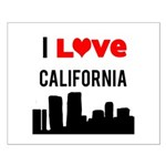 I Love California.png Small Poster