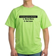 Breakthrough New Diet Plan T-Shirt