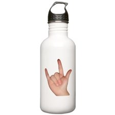 I Love You! Water Bottle