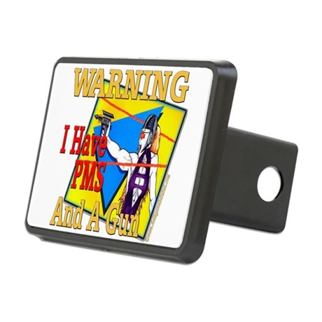 PMSANDAGUN copy.png Rectangular Hitch Cover