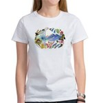Nature Watercolor Women's T-Shirt
