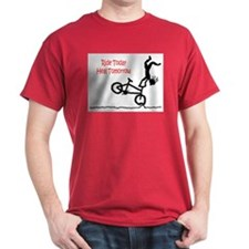 Unique Mountain biking T-Shirt