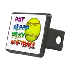 Eat sleep soft 2 png.png Hitch Cover