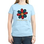 Smile and Let It Go Women's Light T-Shirt