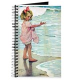 Child at the beach Journal