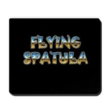 Flying Spatula.net Mousepad