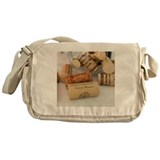 Corks Messenger Bag