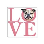 love.png Square Sticker 3