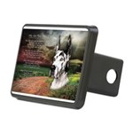godmadedogs3.png Rectangular Hitch Cover