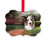 godmadedogs.png Picture Ornament