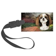 godmadedogs.png Luggage Tag
