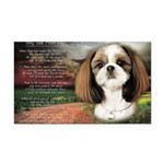 godmadedogs.png Rectangle Car Magnet