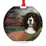 godmadedogs.png Round Ornament