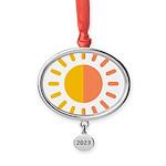 colorblock.png Hexagon Ornament
