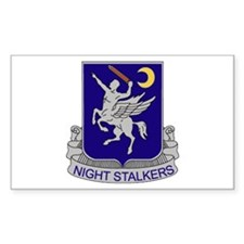 DUI - 160th Special Operations Aviation Reg Sticke