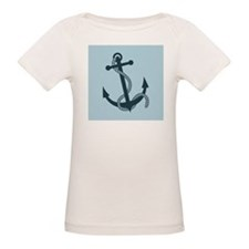Blue Anchor Tee