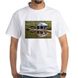 Cradle Mountain Hut Shirt