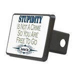 Stupidity copy.png Rectangular Hitch Cover