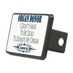 organdonor copy.png Rectangular Hitch Cover