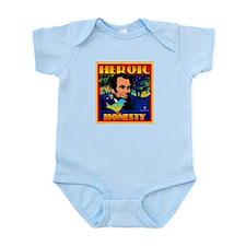 HEROIC HONESTY Infant Bodysuit