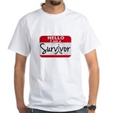 Brain Cancer Survivor 24 Shirt