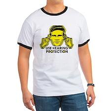 Use Hearing Protection T-Shirt