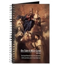 Our Lady of Mount Carmel 1641 Journal