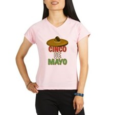 Cinco de Mayo Performance Dry T-Shirt
