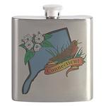 Connecticut Flask