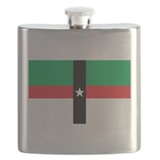 Denison Flag Flask